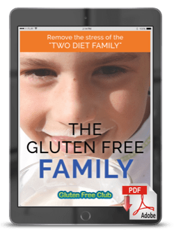 The Gluten Free Family Cover