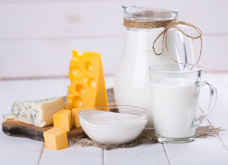 Calcium Products In Foods