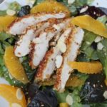 Asian Orange Chicken Salad1