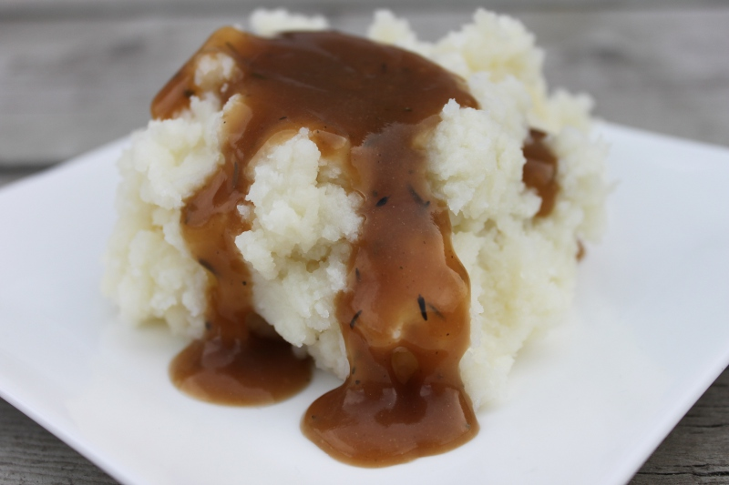 Balsamic Turkey Gravy1