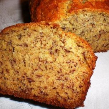 Banana Bread with Rice Flour 3