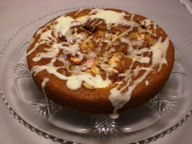 Bavarian Apple Cake 3