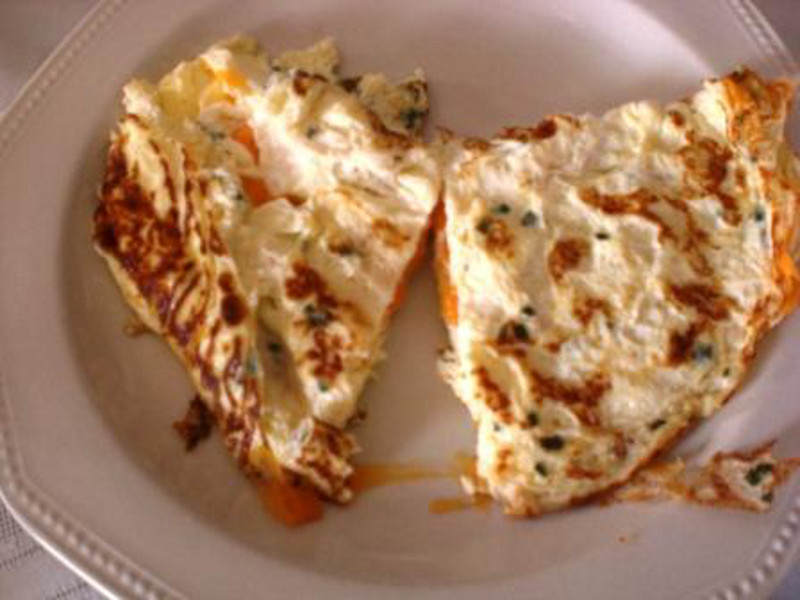 Cheese Omelet 2