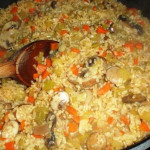 Chicken Broth Rice1