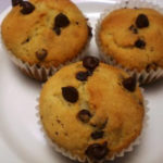 Chocolate Chip Muffins 2