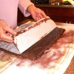 Chocolate Roulade 1