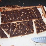 Chocolate & Toffee Triangles4
