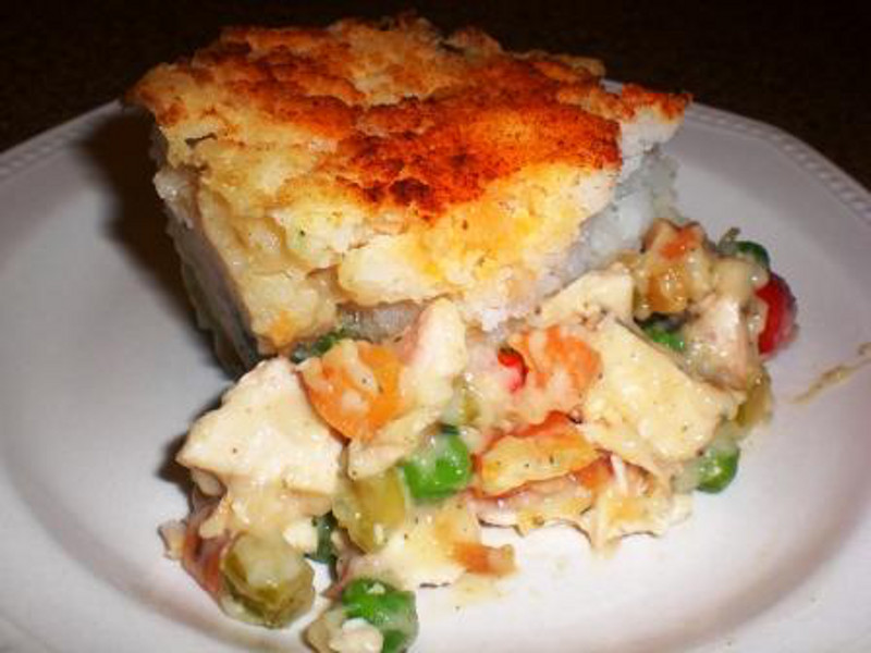 Country Chicken Pot Pie2