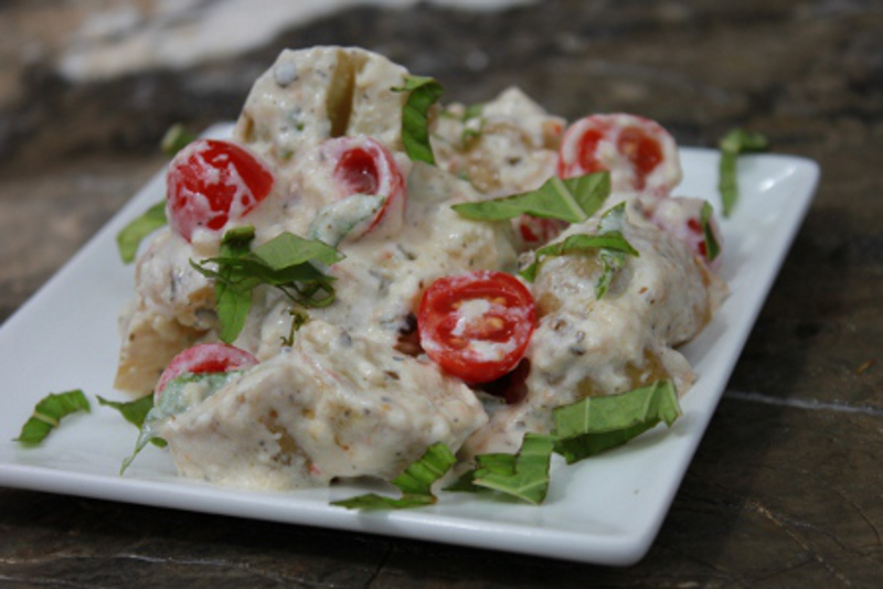 Creamy Potato Salad1