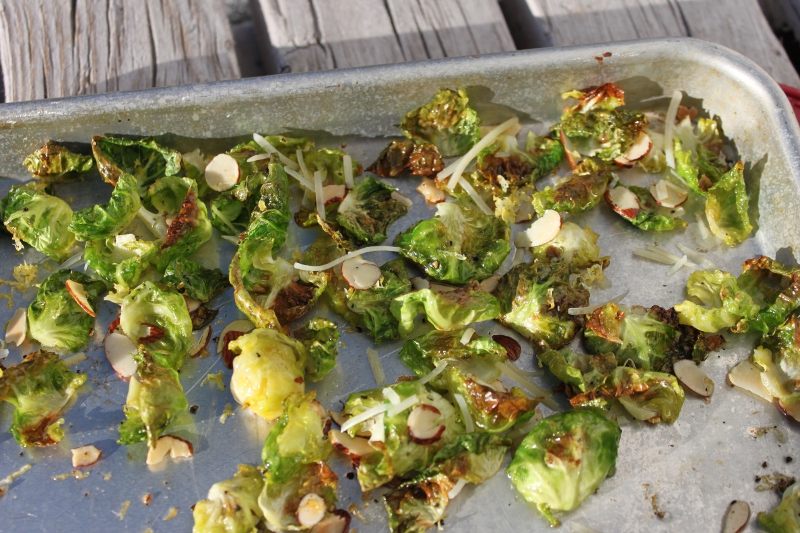 Crispy Brussel Sprouts1