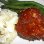 Gluten Free Meatloaf Portions2