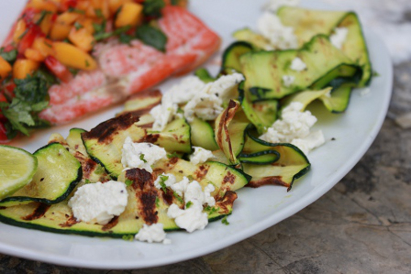 Grilled Zucchini with Feta3