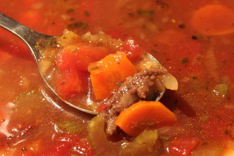 Hamburger Soup1
