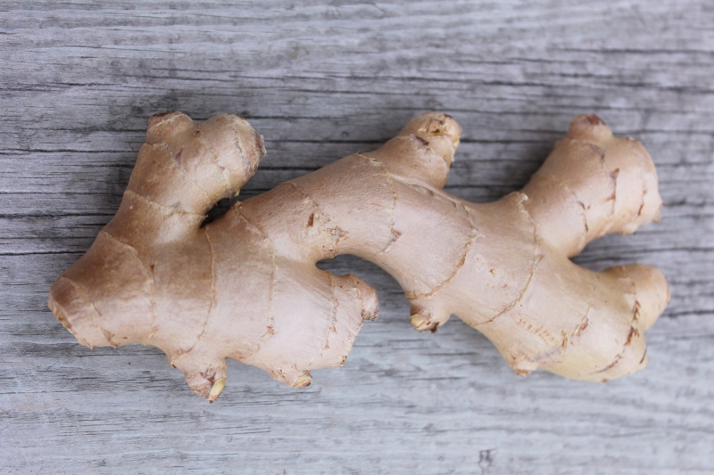 How To Peel Ginger1