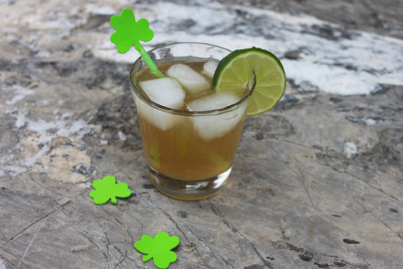 Irish Buck Cocktail2