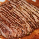 Marinated Flank Steak1