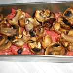 Meatloaf with Mushrooms1