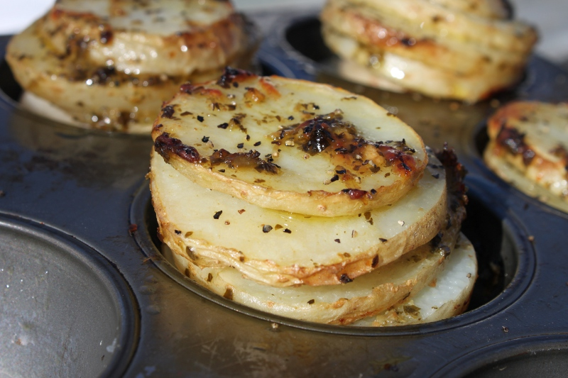 Parmesan Potato Stackers1