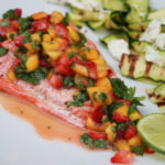 Salmon Fruit Chimmichuri1