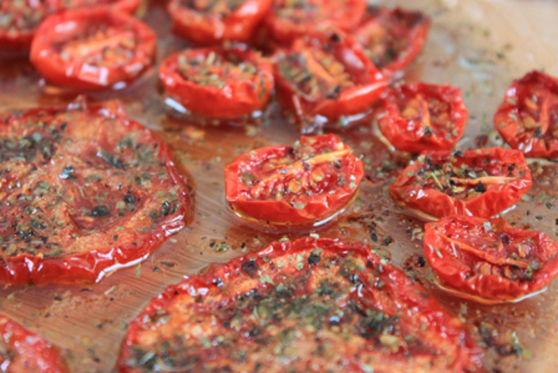 Slow-Roasted Tomatoes1