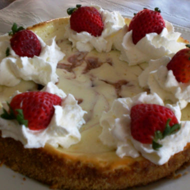 Strawberry Cheesecake4