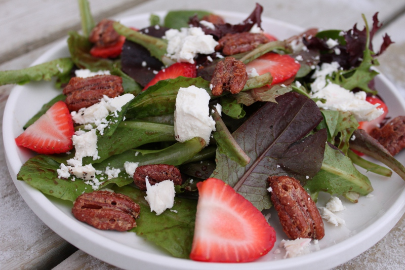 Strawberry Salad1