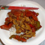 Sweet and Sour Pork2