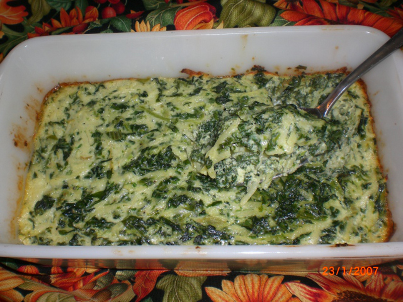 Zucchini and Spinach Bake3