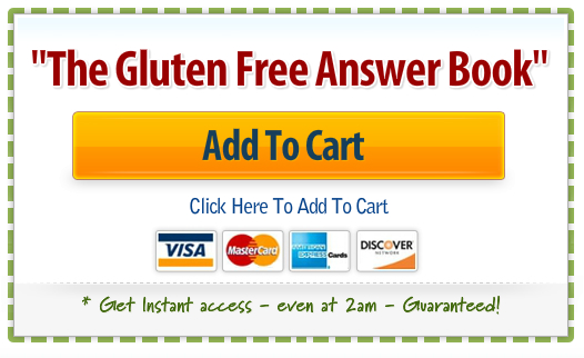 Add To Cart - The Gluten Free Answer Book